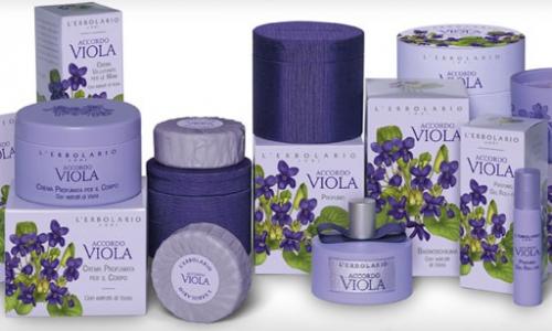 Hajnal Bettina: L'Erbolario Accordo Viola termékcsalád / Teszt