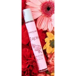 3 Rózsa illatú Eau de Parfum 15 ml