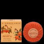 Szappan mandarin, keserű narancs és lampionvirág-kivonattal - Accordo Arancio illatú szappan