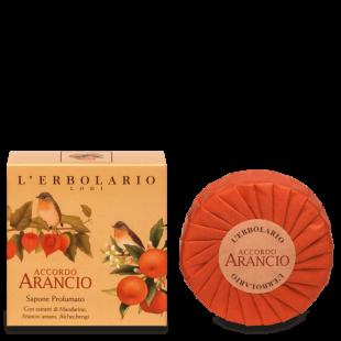 Accordo Arancio illatú szappan