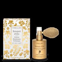 Golden Bouquet aranyló csillámpúder