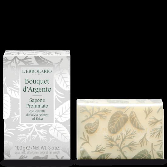 Silver Bouquet szappan