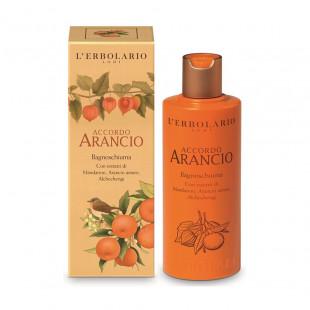 Accordo Arancio illatú tusfürdő