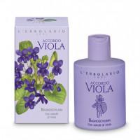 Tusfürdő ibolya illattal - Accordo Viola illatú bőrtápláló tusfürdő