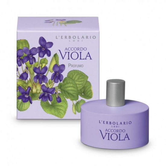Accordo Viola illatú Eau de Parfum
