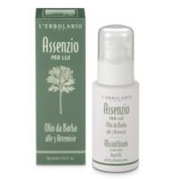 Borotválkozó és szakállápoló olaj - Assenzio - 3 Artemisia-fajjal