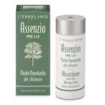 Aftershave Assenzio folyékony 3 Artemisia-fajjal