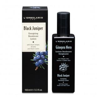 Ginepro Nero energizáló dezodor