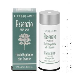 Assenzio folyékony aftershave 3 Artemisia-fajjal