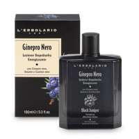Ginepro Nero energizáló borotválkozás utáni arcszesz