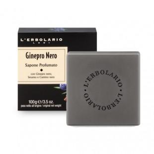 Ginepro Nero szappan