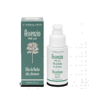 Assenzio borotválkozó és szakállápoló olaj