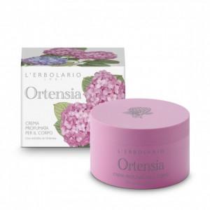 Testápoló hortenzia, vanília illattal - Ortensia illatú testápoló krém