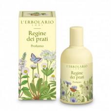 """Parfüm rózsa, százszorszép, réti legyezőfű és kamilla kivonattal """"A rét királynői"""" illatú Eau de Parfum"""