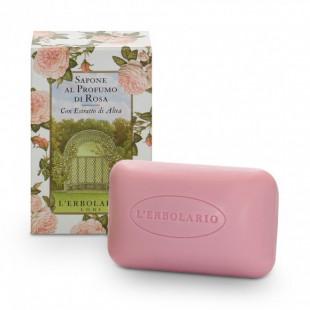Rózsa illatú szappan